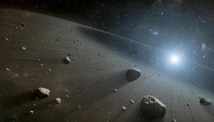 """Asteroide """"sfiora"""" la Terra a sorpresa"""