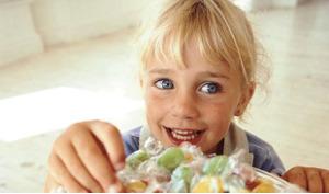 bambini e zuccheri secondo l'Oms