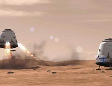 Elon Musk: al via la colonizzazione di Marte nel 2024