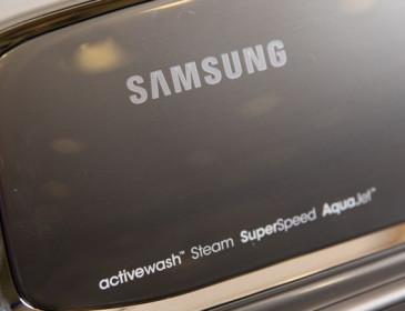 Samsung, lavatrici a rischio esplosione?
