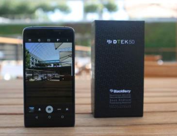 BlackBerry risorge e punta (ancora) su Android