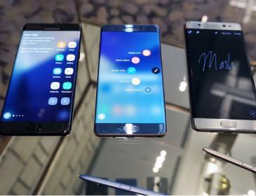 Samsung blocca la produzione di Galaxy Note 7