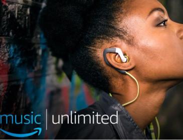 Amazon Music Unlimited approda in Europa