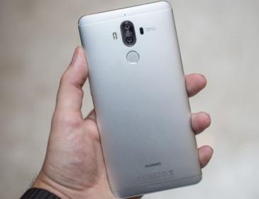 Huawei presenta Mate 9, nuovo top di gamma