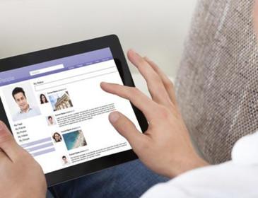 Internet: smartphone e tablet sorpassano i pc