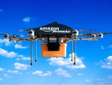 Amazon, realizzata la prima consegna tramite drone