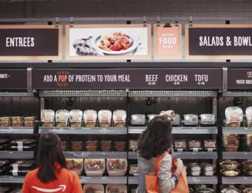 Amazon Go, ecco il supermercato senza code