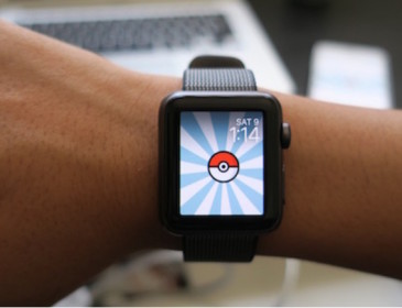 Pokemon Go! sbarca su Apple Watch