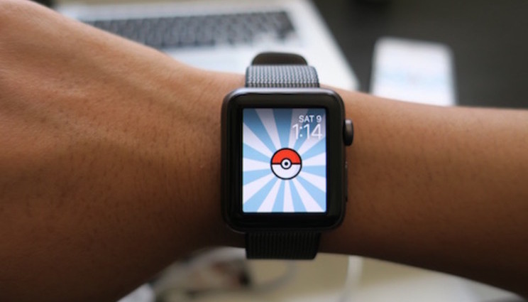 Pokemon Go! sbarca su Apple Watch
