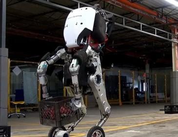 Handle, ecco il nuovo robot targato Google