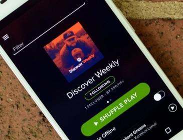 Spotify, le ultime novità solo per gli abbonati