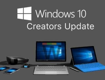 Windows 10 Creator Update disponibile dal prossimo 11 aprile