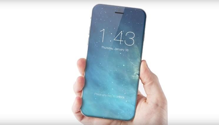 iPhone 8, niente sensore per le impronte?