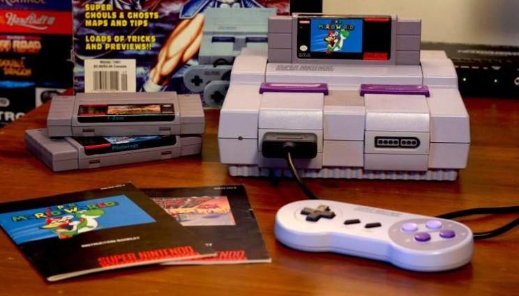 Nintendo, Snes e N64 mini in arrivo?