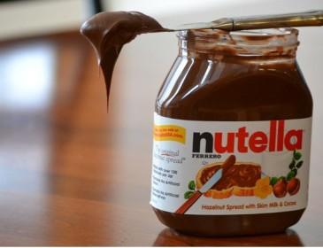 Nutella, rispunta la (finta) foto virale sugli ingredienti
